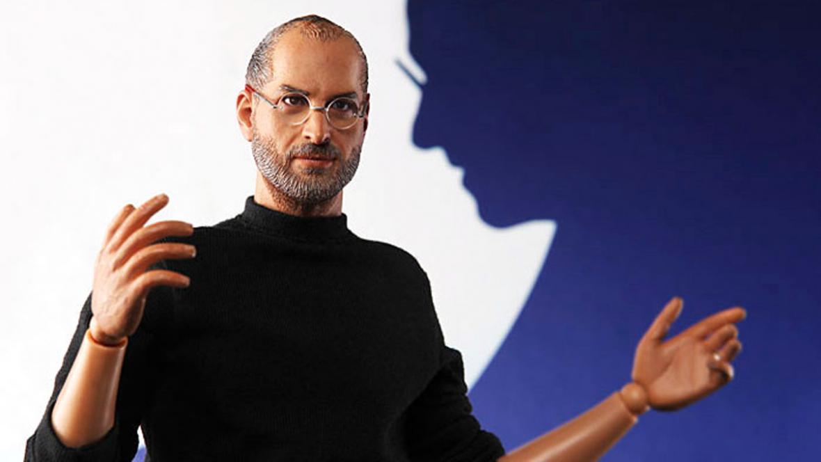 Figurka Steva Jobse