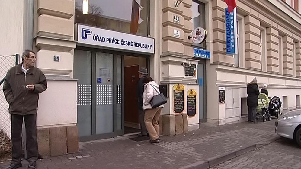 Pobočka úřadu práce v Brně