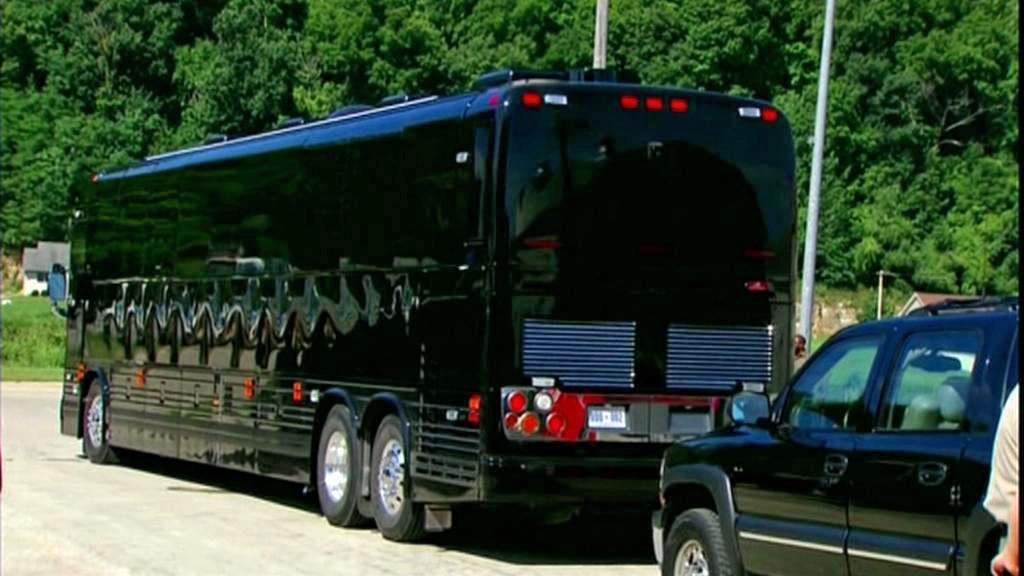 Autobus Baracka Obamy