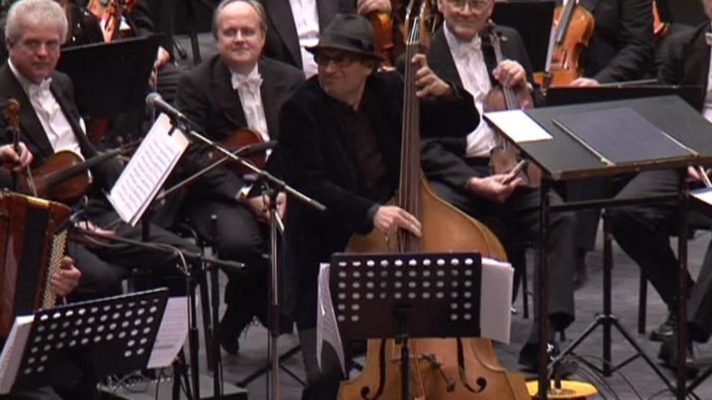 Novoroční koncert 2012 Filharmonie Brno