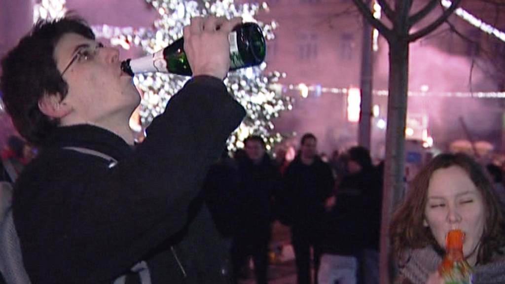 Sïlvestrovské oslavy v Brně