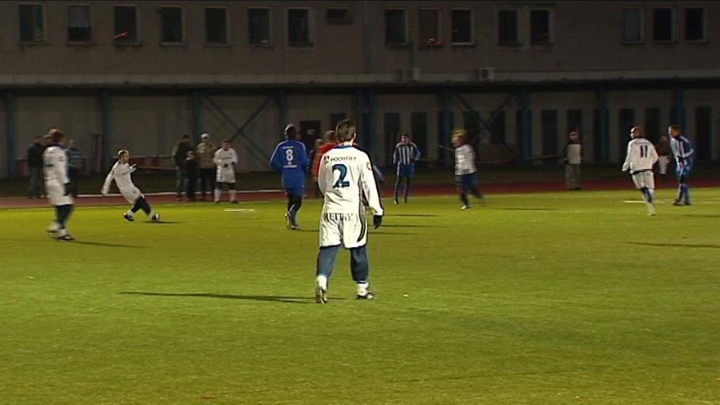 Fotbal Silvestrovský zápas