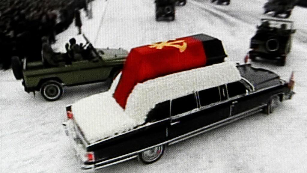 Pohřeb severokorejského vůdce Kim Čong-ila