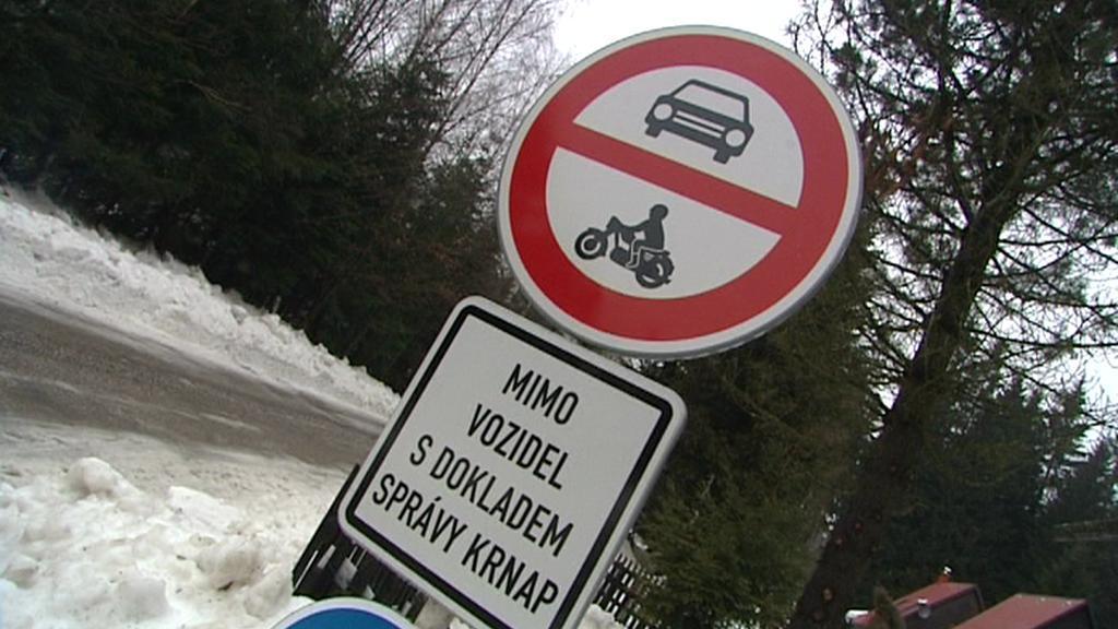 Zákazová značka