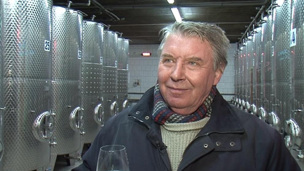 Cyril Kosík vinařstvím žije