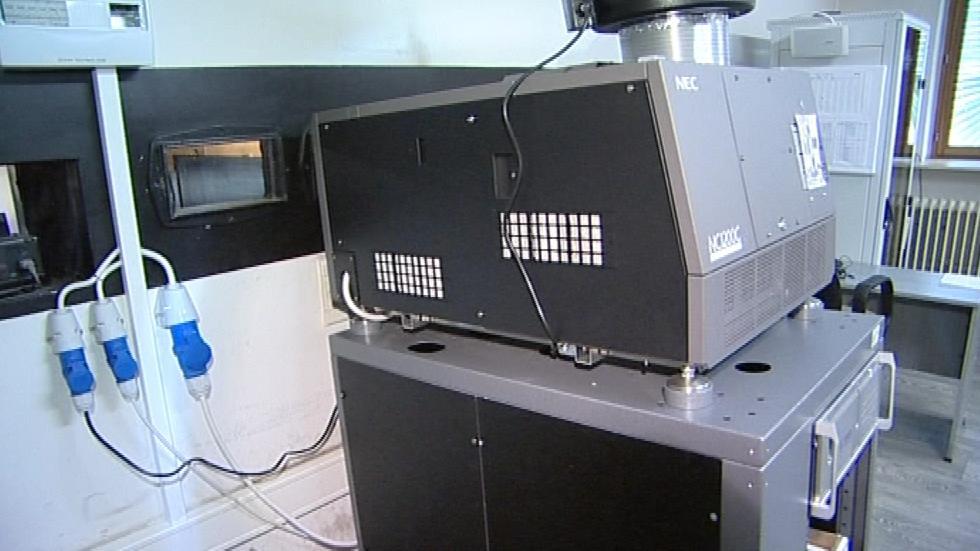 Technika pro digitální promítání