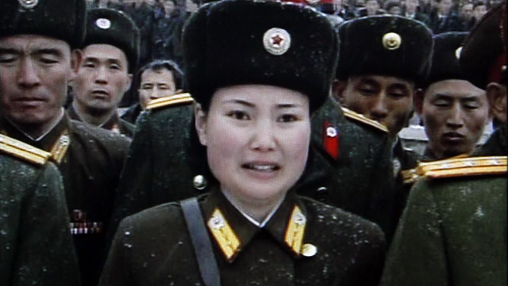 Severokorejci truchlí nad smrtí vůdce