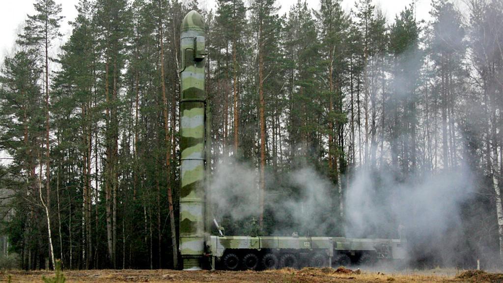 Ruská balistická střela