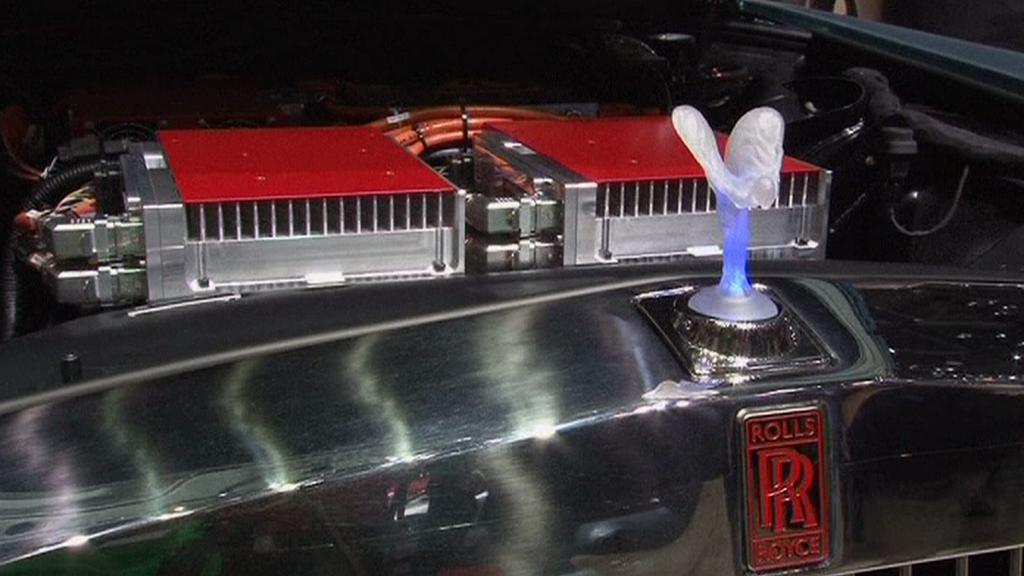 Elektromotor Rolls Royce