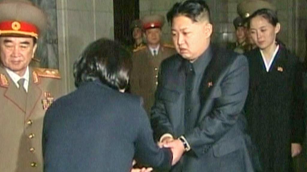 Kim Čong-un přijal vdovu po jihokorejském exprezidentovi