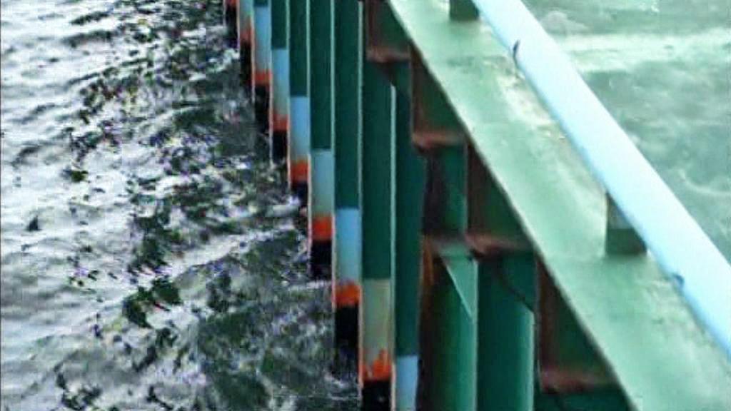 Z Fukušimy uniká do moře radioaktivní voda