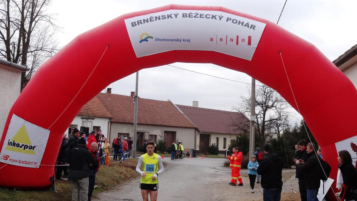 Mezi muži zvítězil Jiří Homoláč