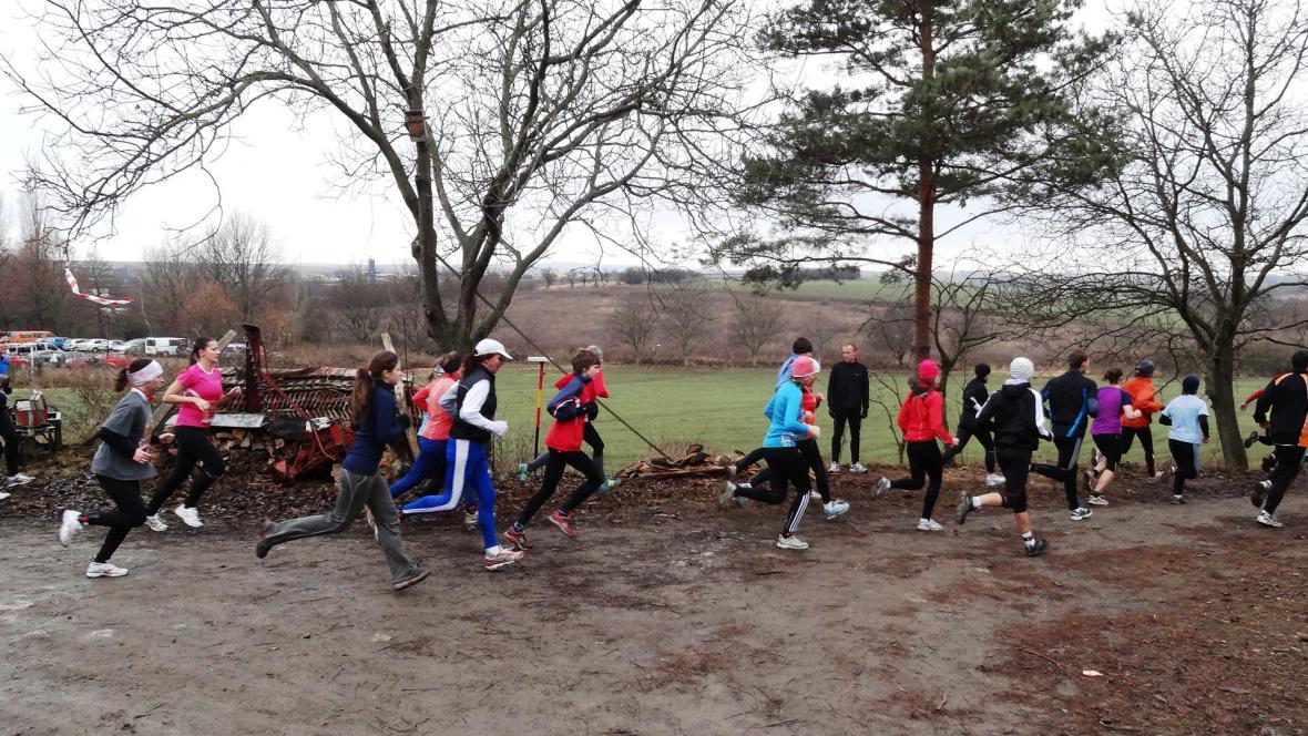 Syrovický běh je součástí Brněnského běžeckého poháru