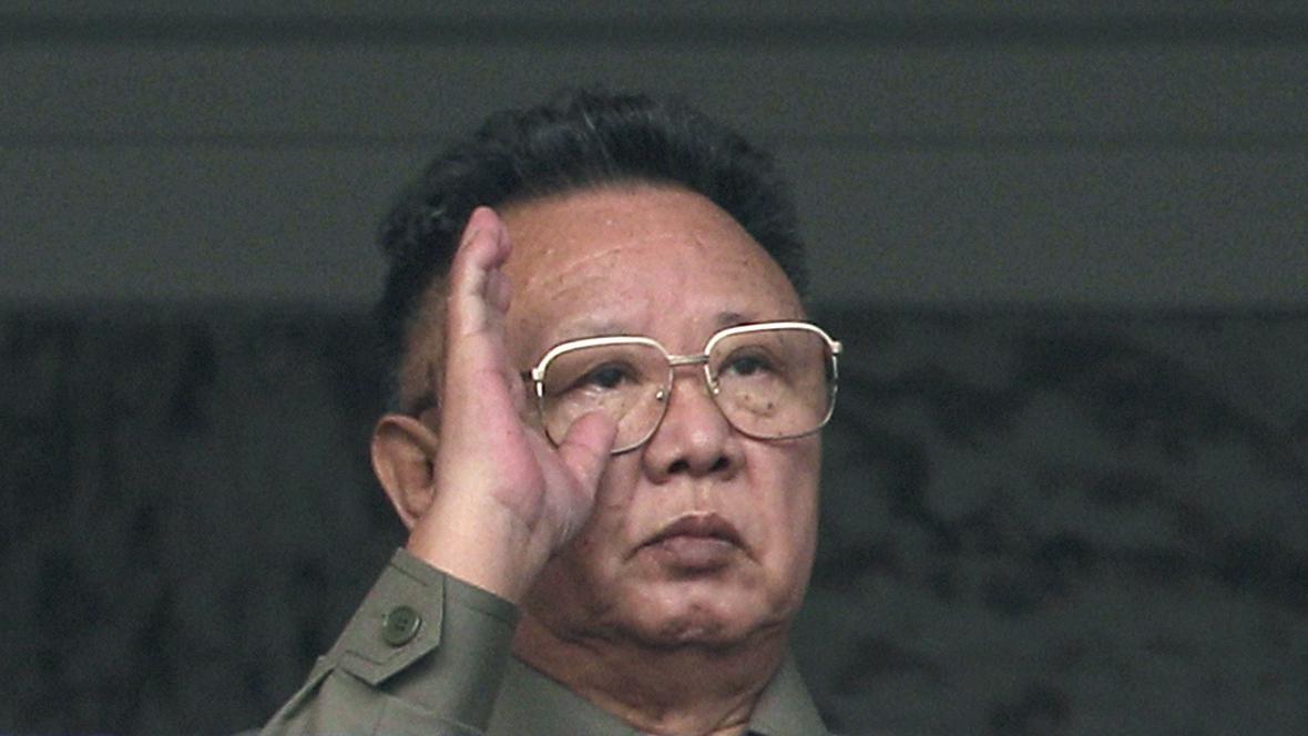 Kim Čong-il