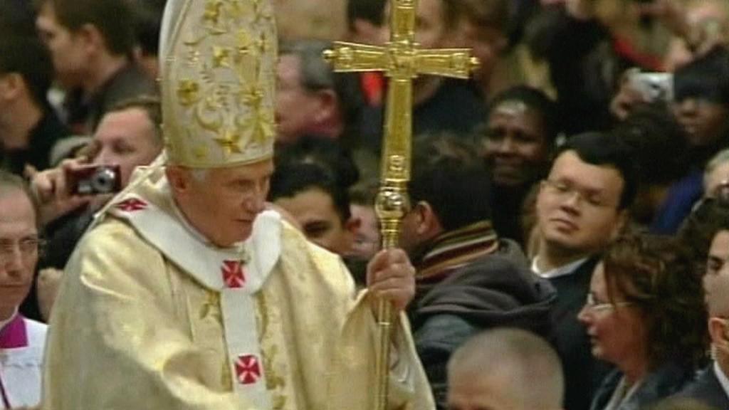 Vatikán o Vánocích