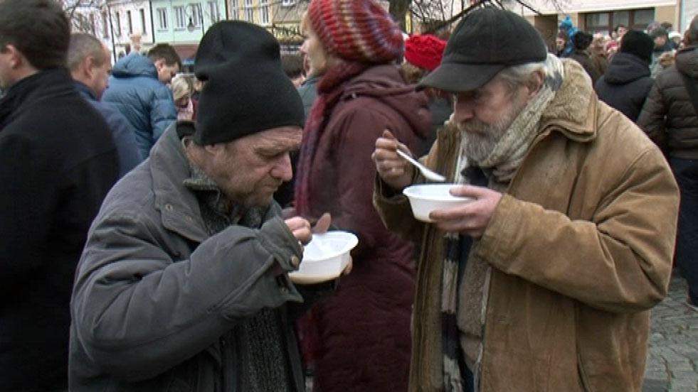 Polévka pro chudé i bohaté
