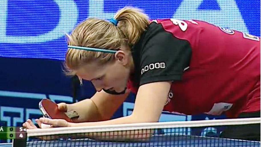 Lenka Harabaszová je dvojkou Břeclavi