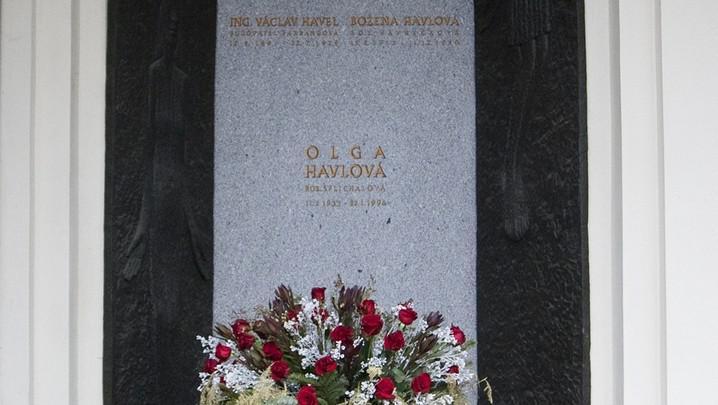 Hrobka rodiny Havlových