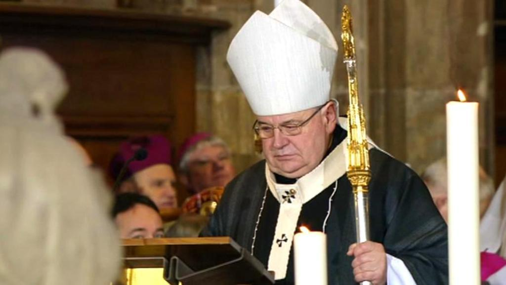 Arcibiskup Dominik Duka