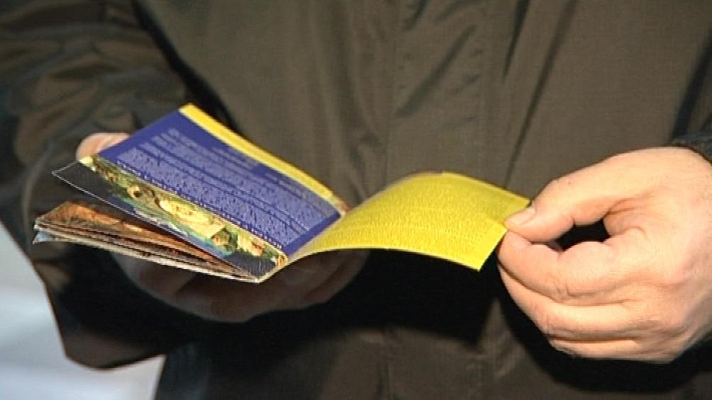 Návštěvníkům pomůže při orientaci brožura