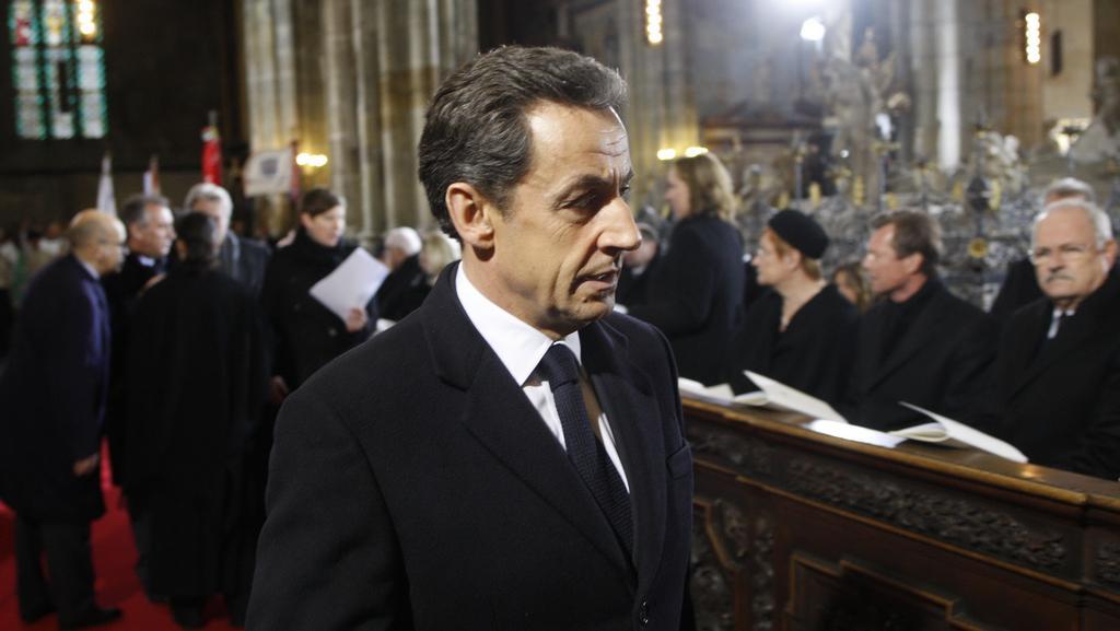 Francouzský prezident Nicolas Sarkozy