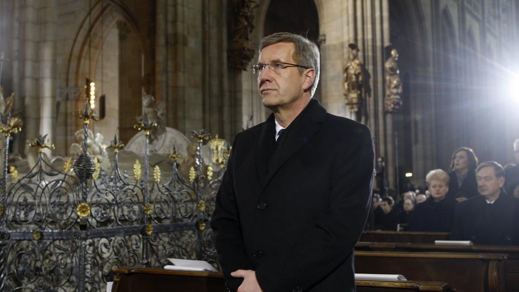 Německý prezident Christian Wulff
