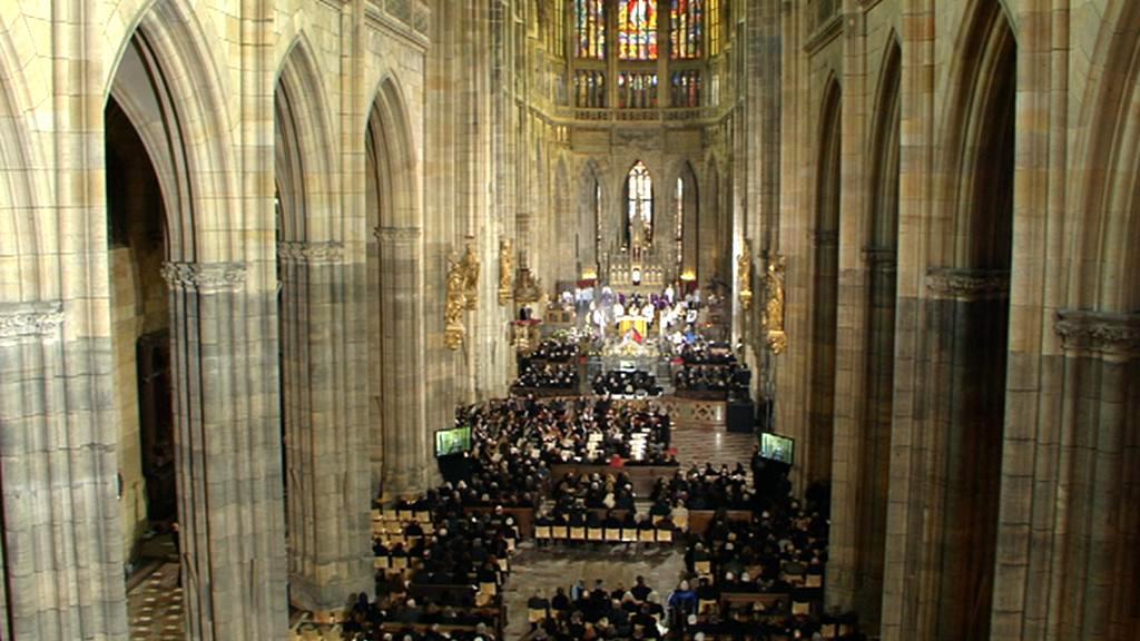 Pohřeb Václava Havla