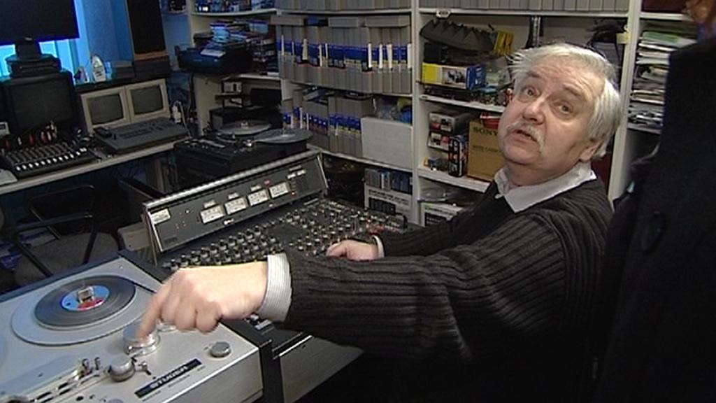 Milan Brunclík vzpomíná na rozhlasové vysílání s Havlem