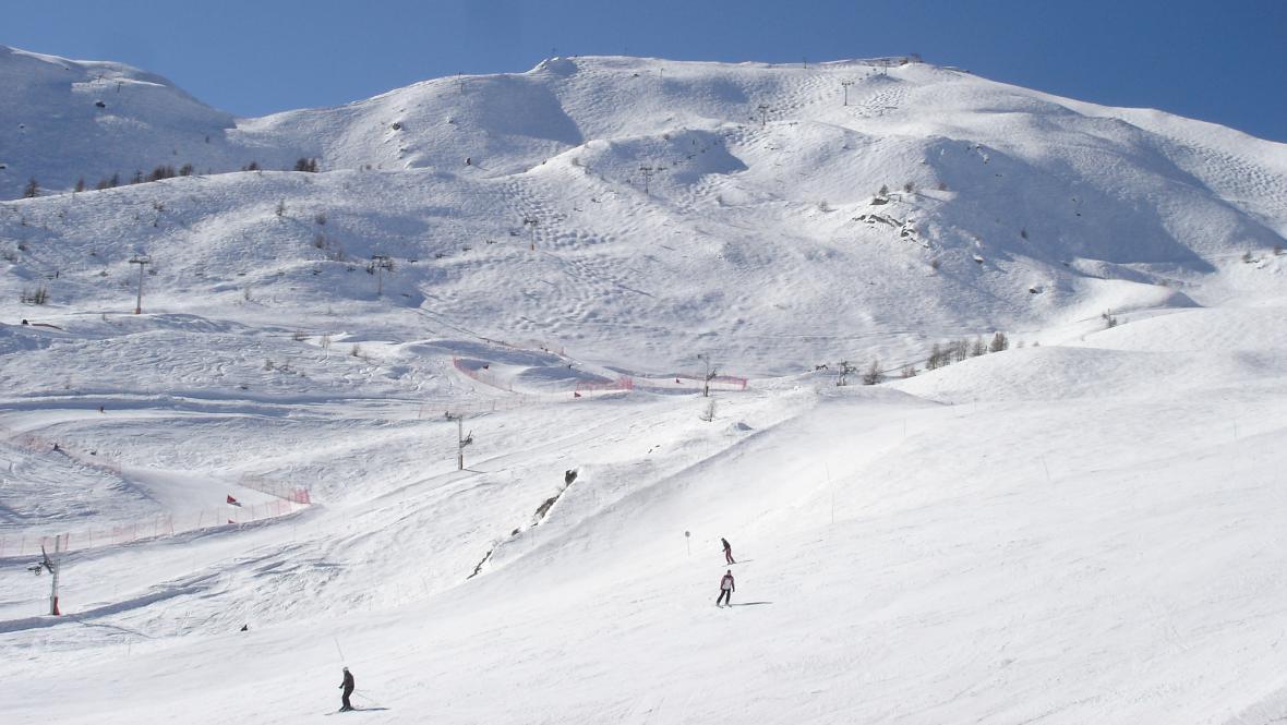 Lyžařské středisko Puy Saint Vincent