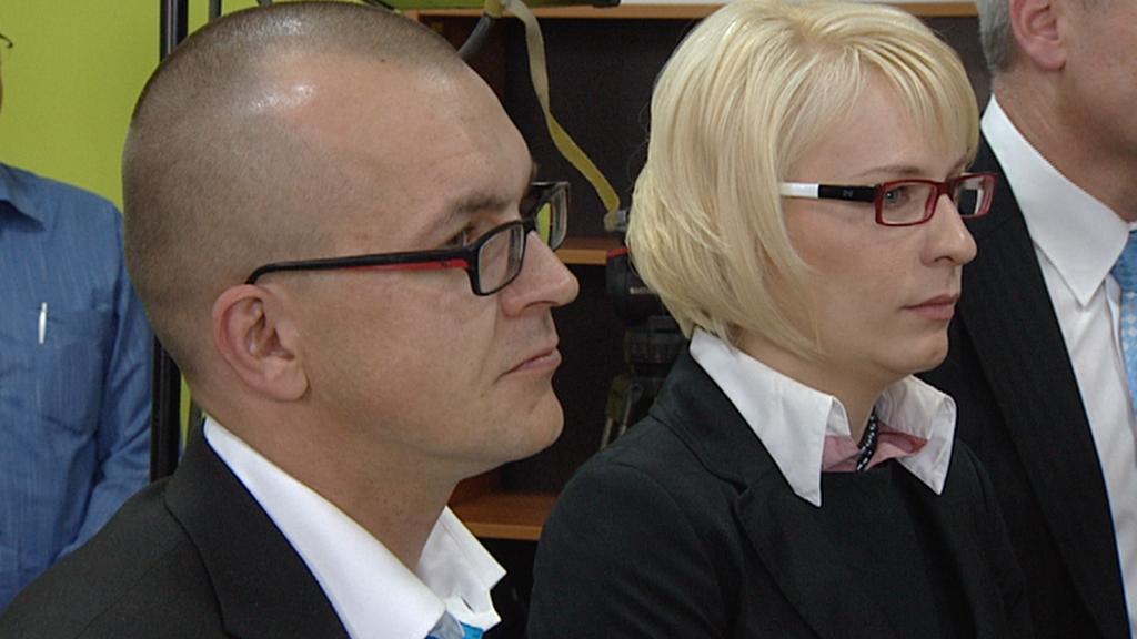 Jaroslav Škárka a Kristýna Kočí