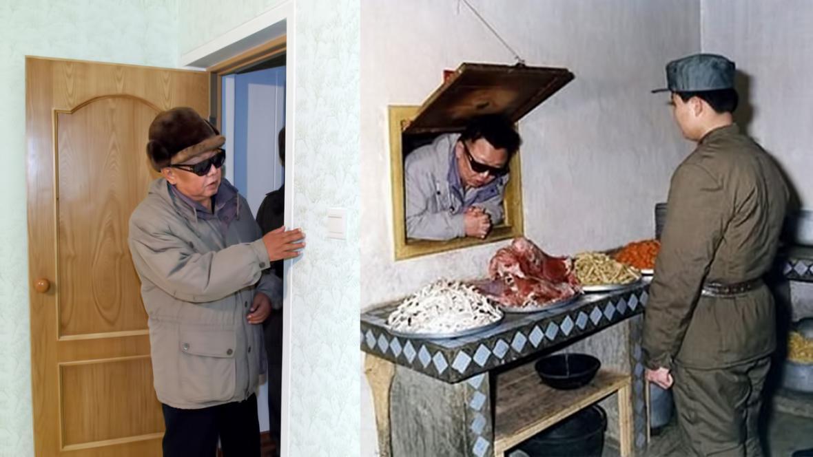 Kim se vždy rád díval na věci