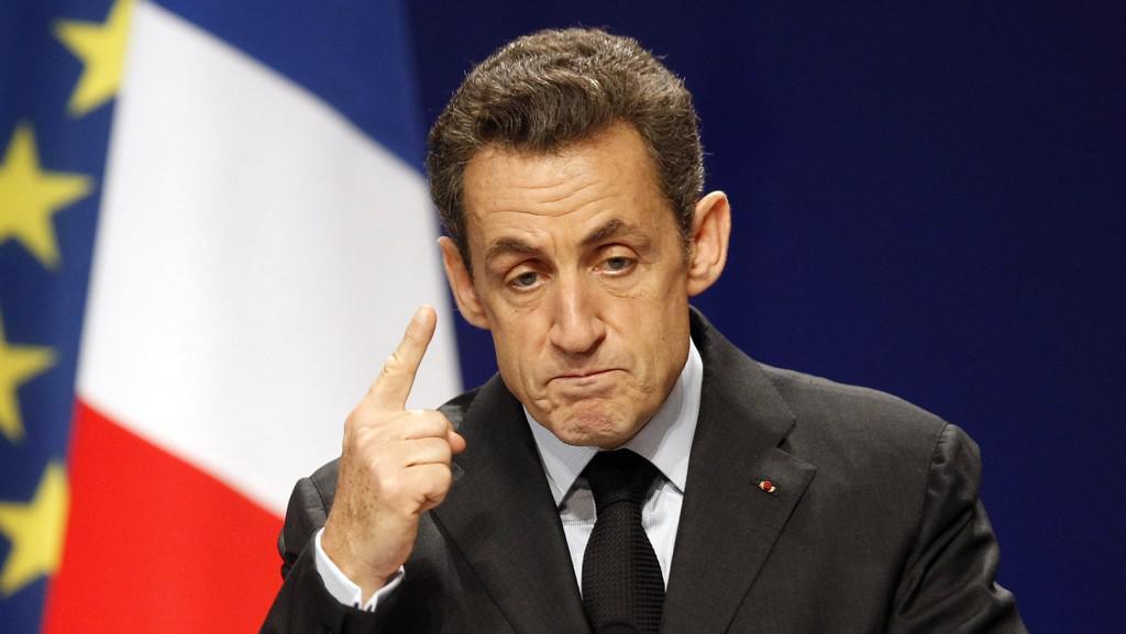 Nicolas Sarkozy na summitu G20