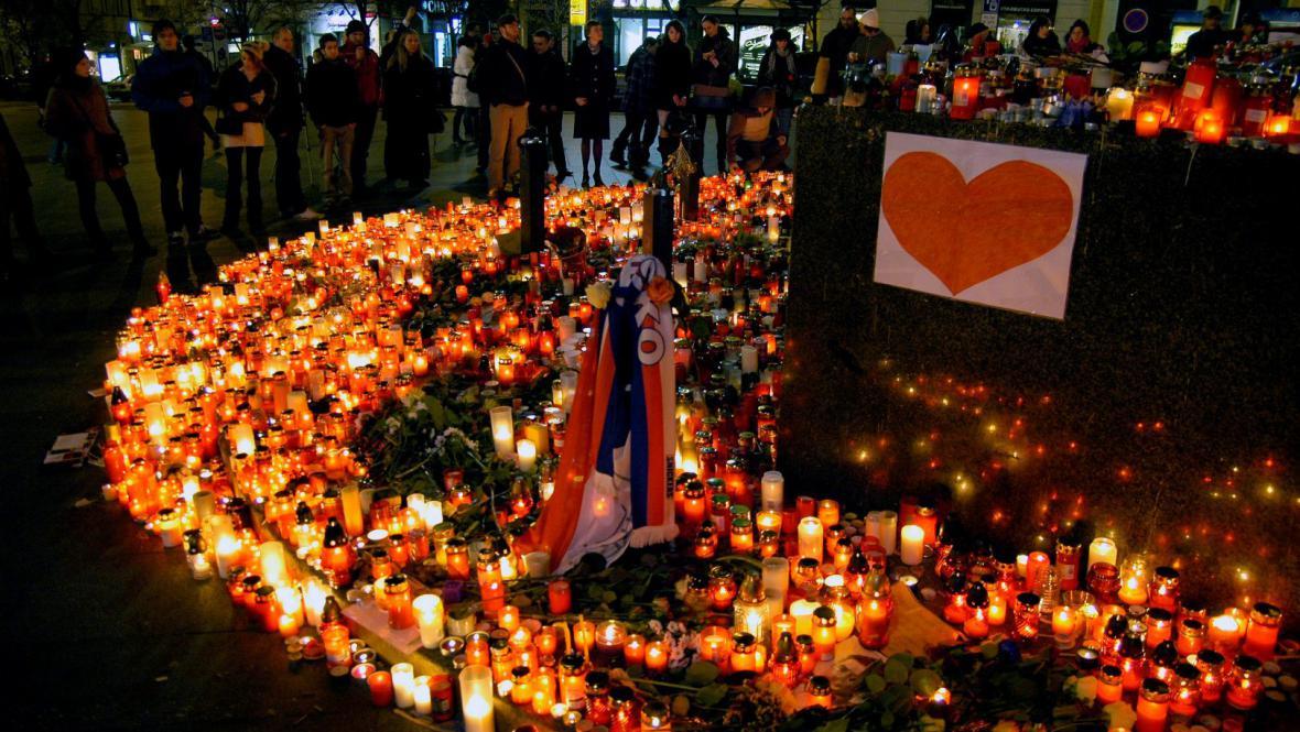 Vzpomínání na Václava Havla
