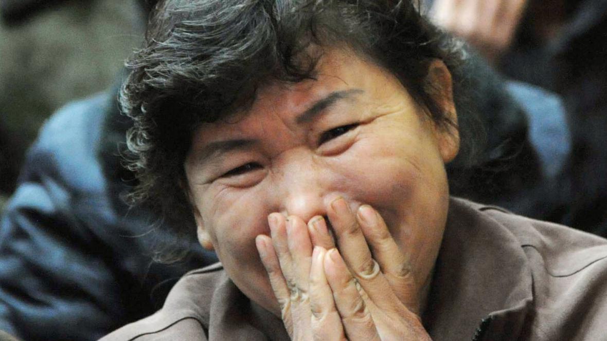 Severokorejci truchlí pro Kim Čong-ila