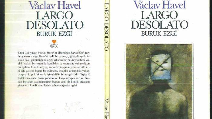 Zahraniční vydání hry Largo desolato