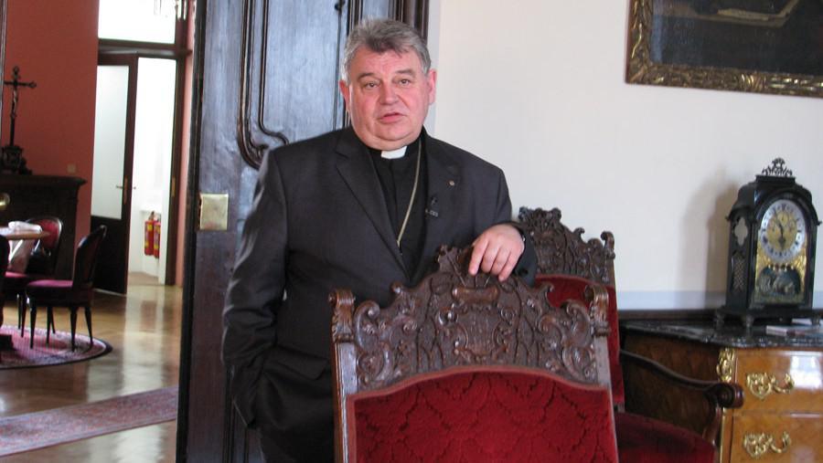 Vánoční promluva arcibiskupa Dominika Duky