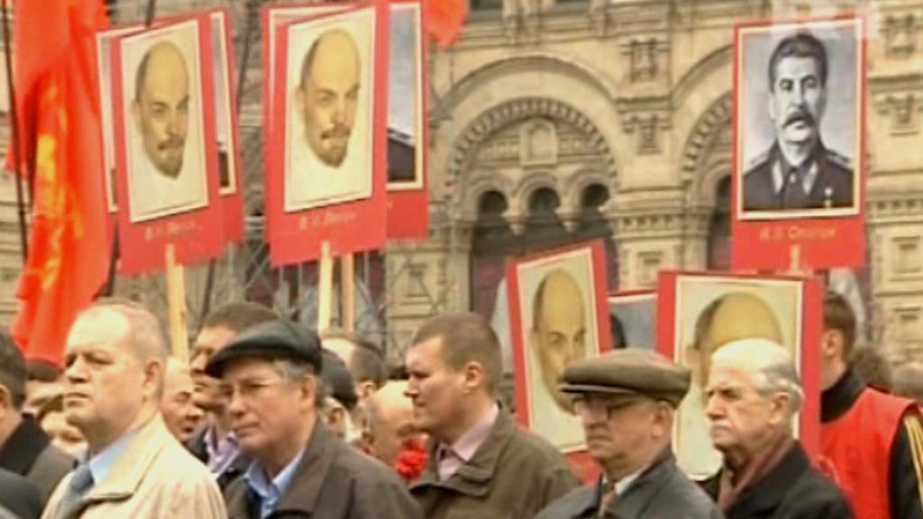 Ruští komunisté