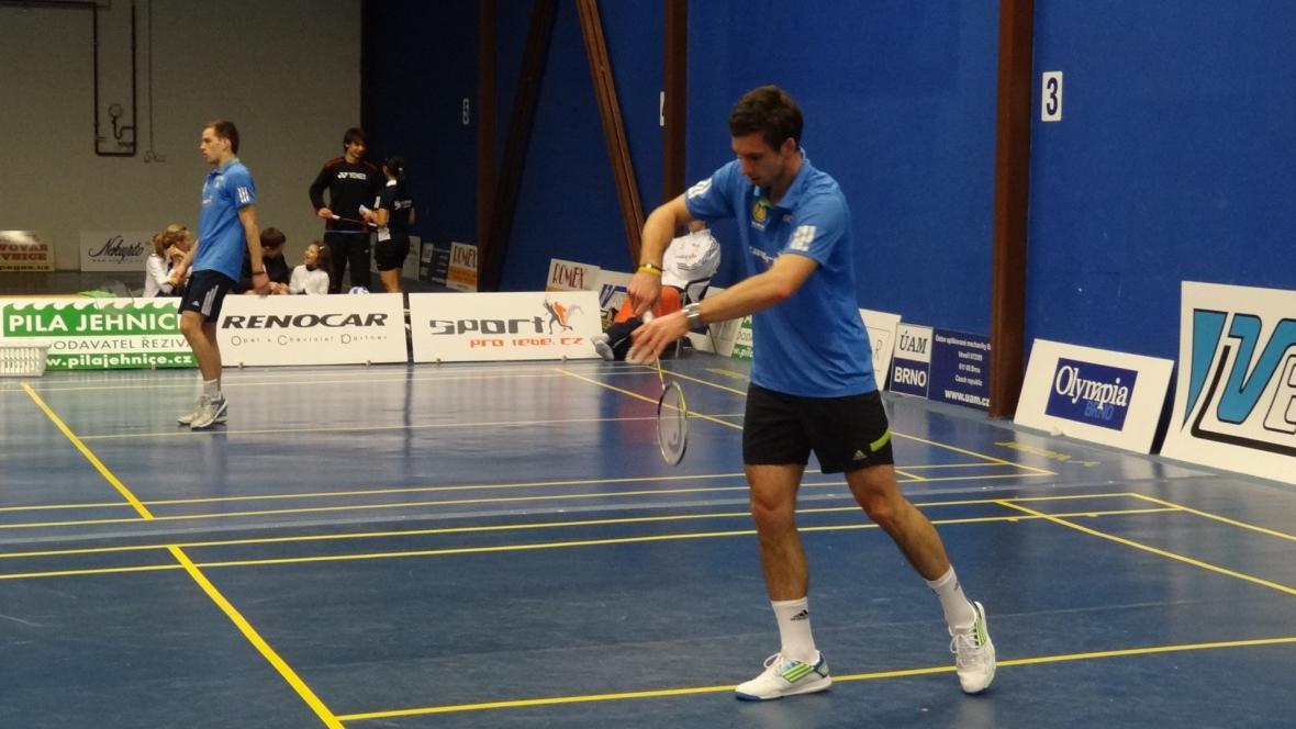 Petr Koukal ve dvouhře zvítězil