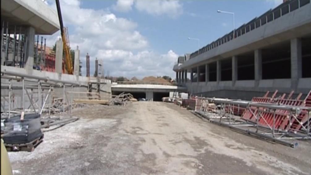Stavba Královopolských tunelů