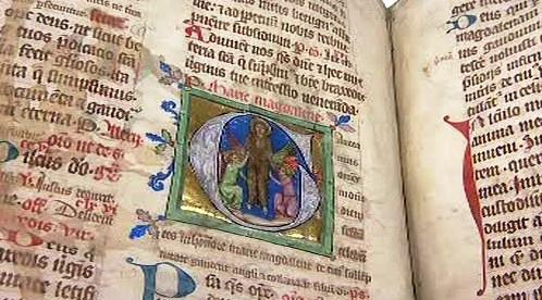 Středověký rukopis
