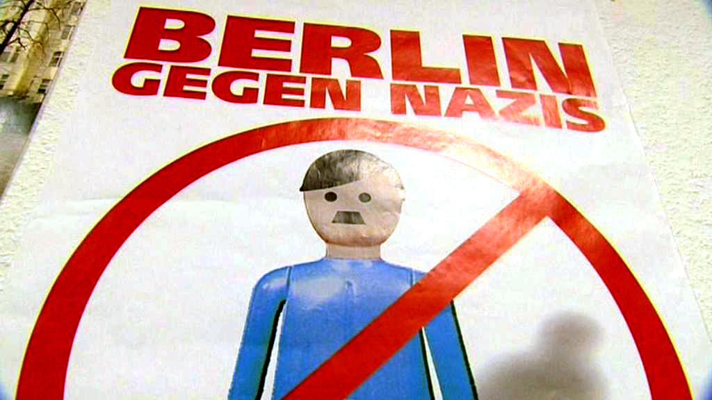 Boj proti nacismu - ilustrační foto