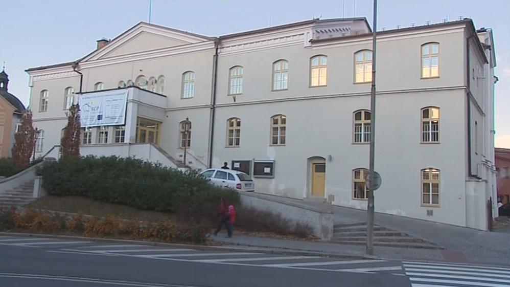Opravené kino Nadsklepí