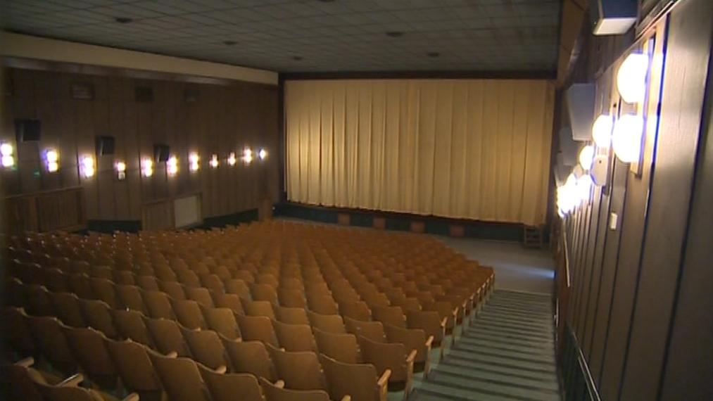 Kino Nadsklepí před rekonstrukcí
