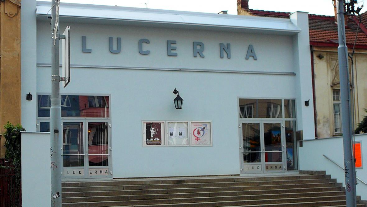 Kino Lucerna v Brně po rekonstrukci