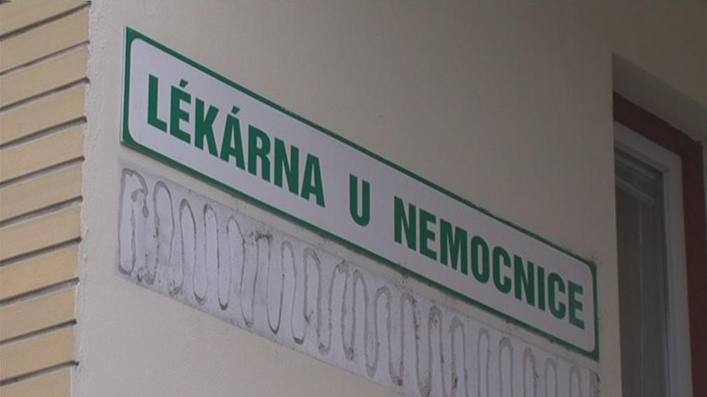 Lékárna v kyjovské nemocnici