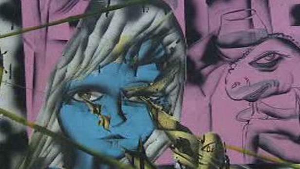 Graffiti Jakuba Matušky (2008)