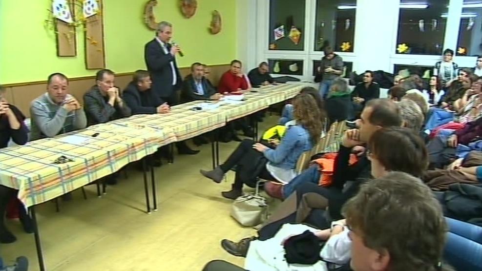 Vedení města se snažilo obyvatelům Poličné vysvětlit své rozhodnutí