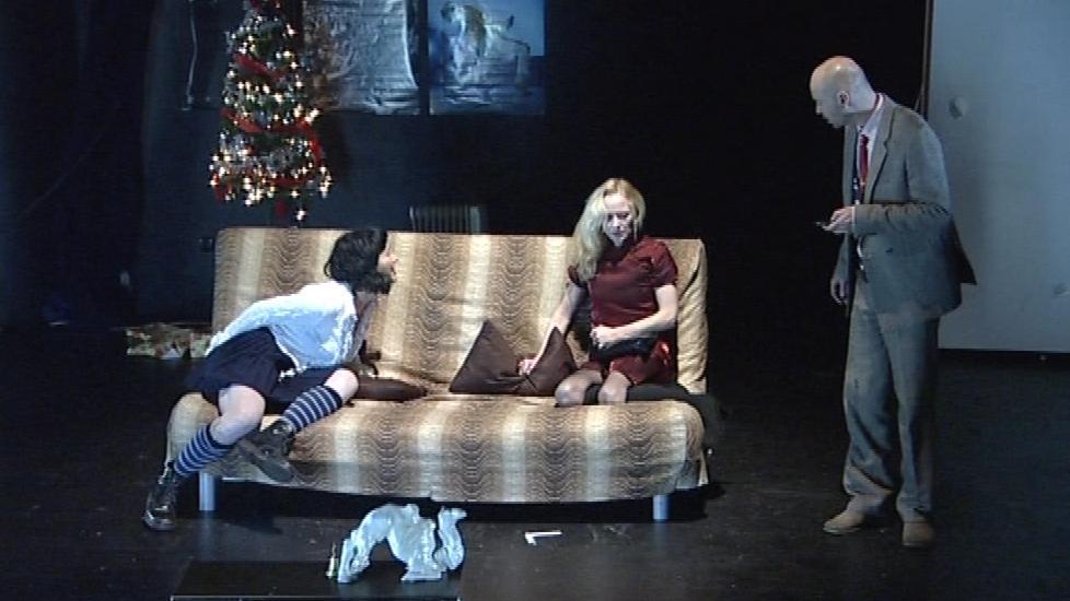 Hra Porucha ukazuje drsnější tvář Vánoc