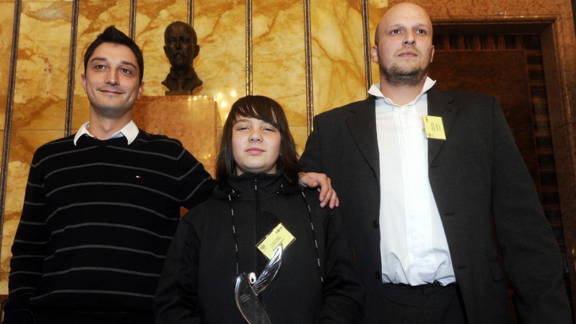 Finalisté ceny Michala Velíška