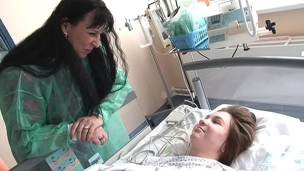 Vendulka po operaci